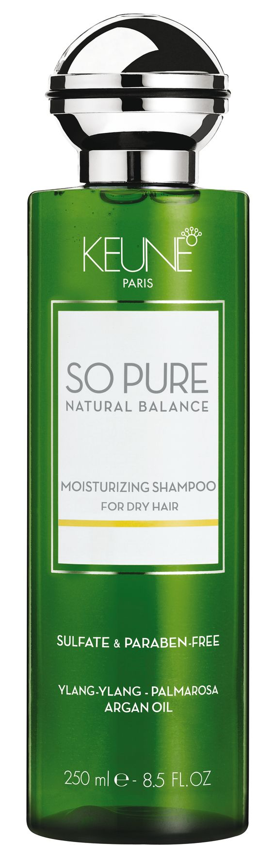 So Pure Moisturizing Shampoo