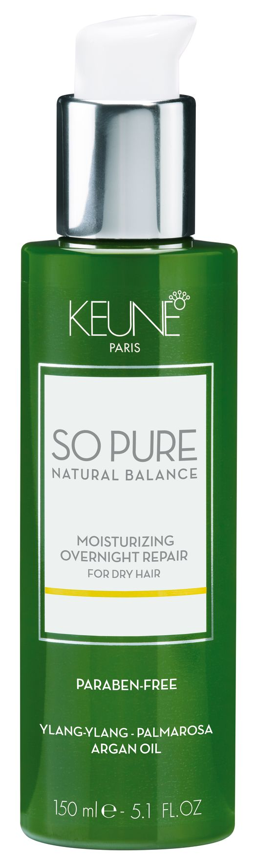 So Pure Moisturizing Overnight Treatment