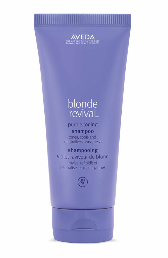 Blonde Revival Purple Toning Shampoo