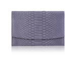 Envelope Clutch - Grey
