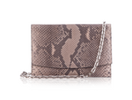 Envelope Clutch - Taupe Diamond