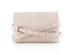 Small Convertible Crossbody - Bone