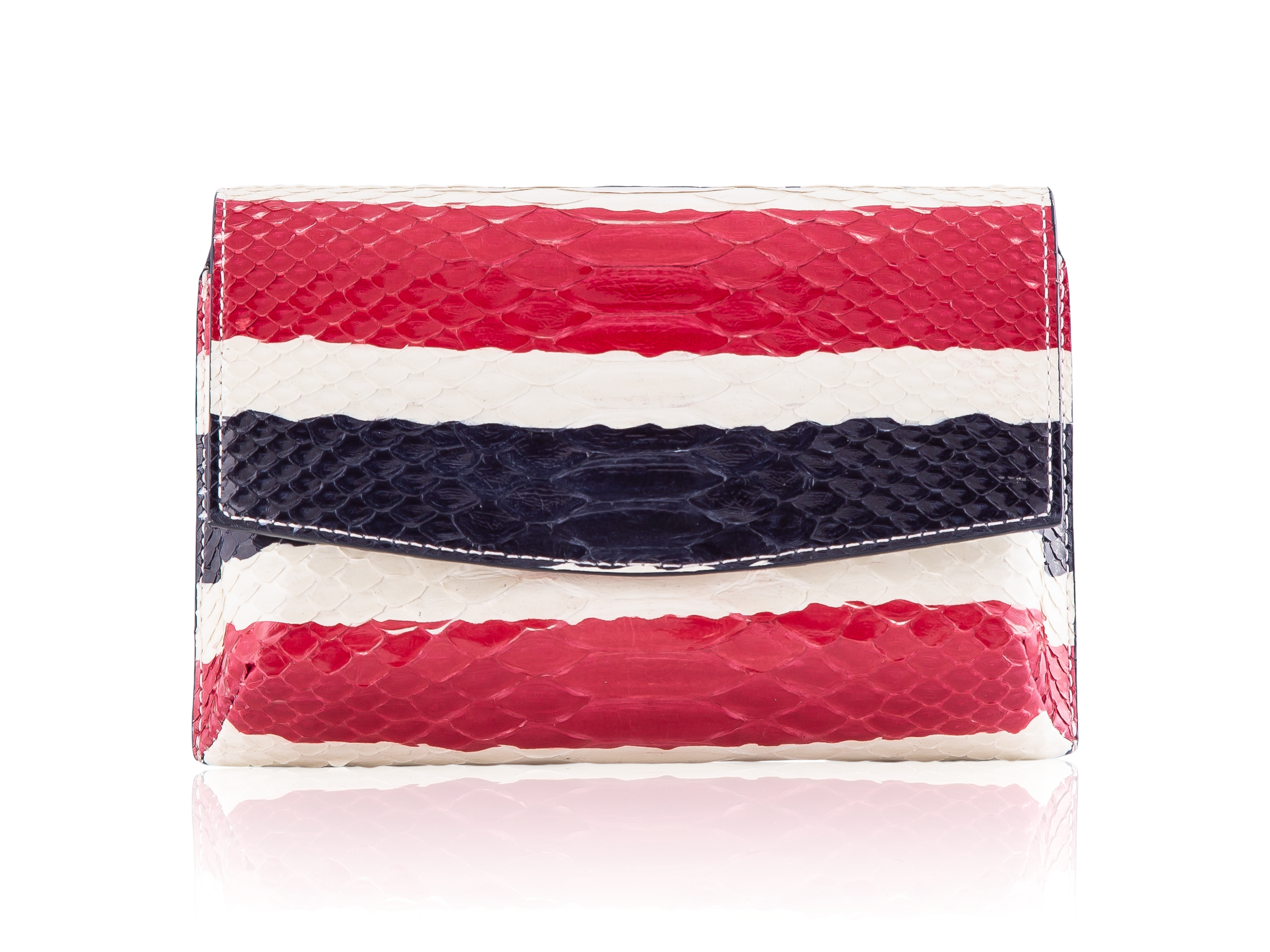 Small Convertible Crossbody - Red White & Blue