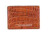 Card Wallet - Alligator