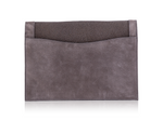 Envelope Clutch - Grey Stingray