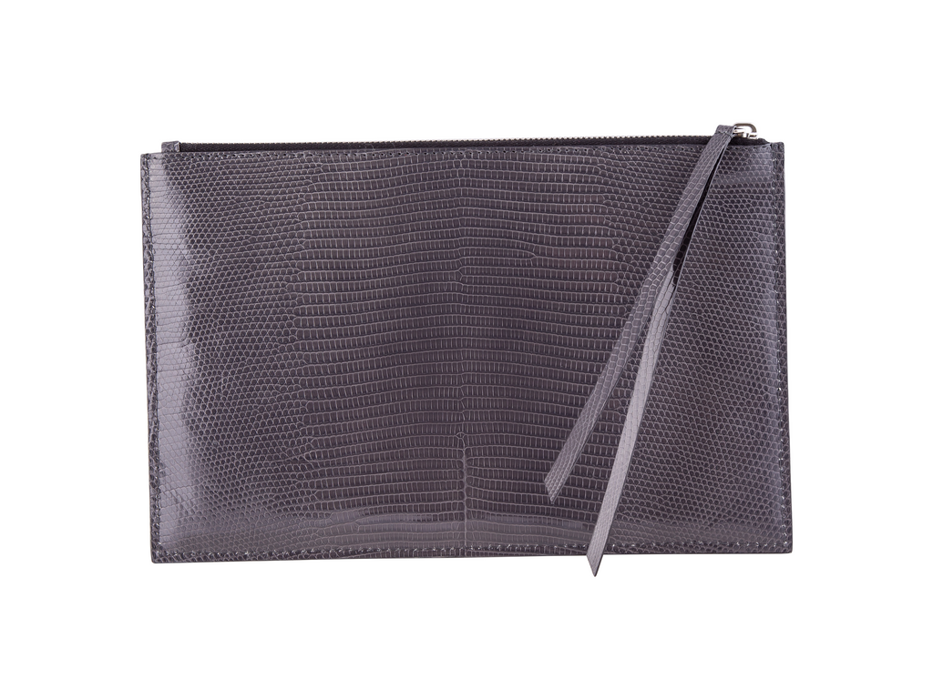 Small Zipper Pouch - Lizard