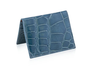 BiFold Wallet - Alligator