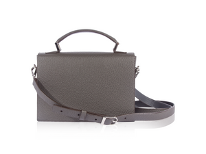 Top Handle Crossbody - Anthracite