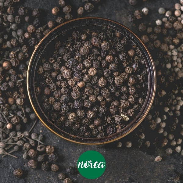 Pesticide-Free Black Pepper (whole)