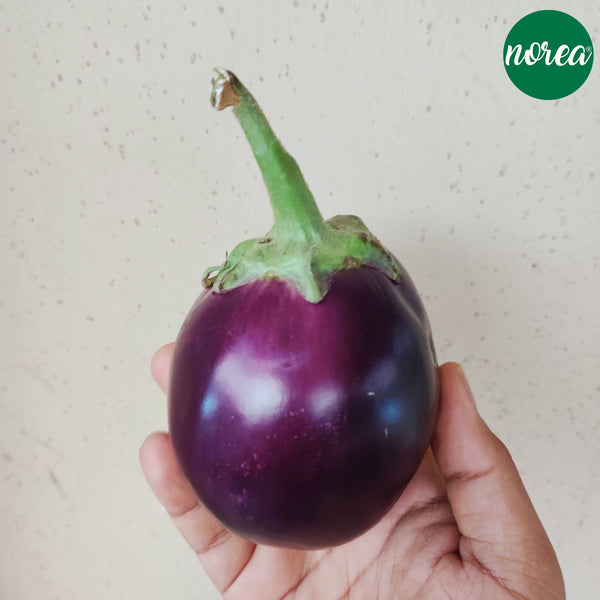 Organic Baigan (eggplant) Vegetables NOREA 1kg