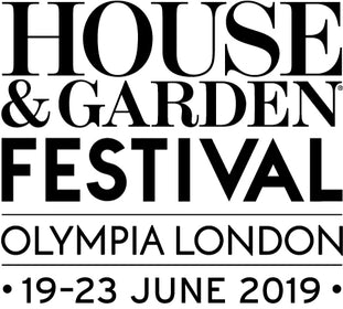 House & Garden Festival at Olympia London in June 2019 information
