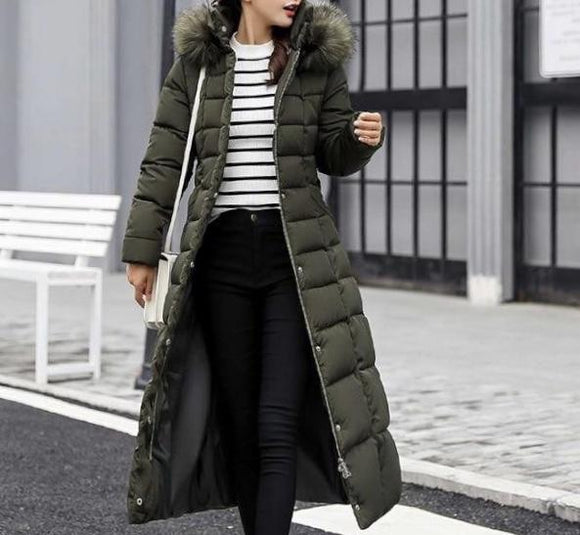 Estylo Winter Warm Waterproof Overcoat - i-love-fashion-365