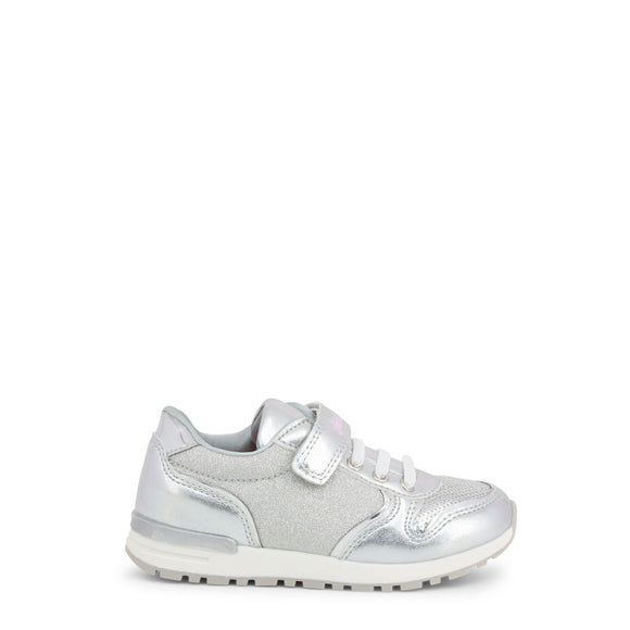 Shone - Girls Memory Foam Silver or Pink Sneakers - Kid Shoes - i Love Fashion 365- Zovasa Global