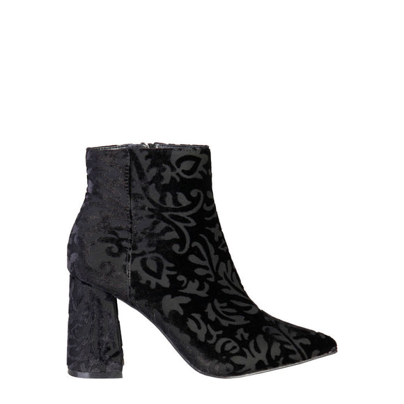 Fontana 2.0 - NICOLETTA Embroidered Ankle Boots