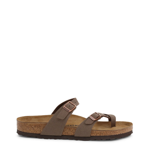 Birkenstock - Men's and Women's Leather Sandals - Mayari Flip Flops - I Love Fashion 365 - Zovasa