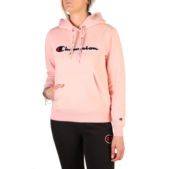 Champion - Women's Hooded Sweatshirt - Pink or Purple Hoodie - I Love Fashion 365 - Zovasa Global 365