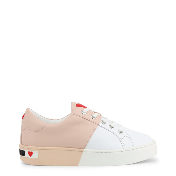 Love Moschino - Dual Color Sneakers - i Love Fashion 365
