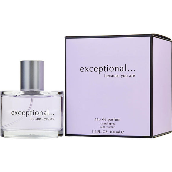 EXCEPTIONAL-BECAUSE YOU ARE by Exceptional Parfums - i-love-fashion-365