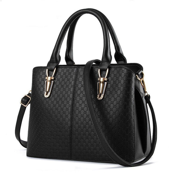 Runway Level Solid Leather Single Cross Style Handbag  (Multiple Colors Available) - i-love-fashion-365