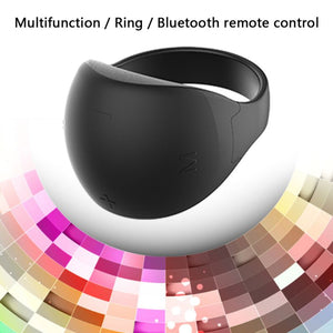 Adjustable Multi-functional Wearable Devices New Smart Ring Phone Bluetooth 5.0 Ring Remote Control Suitable for All Smartphones - i Love Fashion 365 - Zovasa