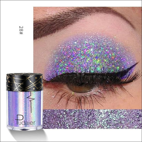 Holographic Laser Loose Powder Body Glitter - i-love-fashion-365