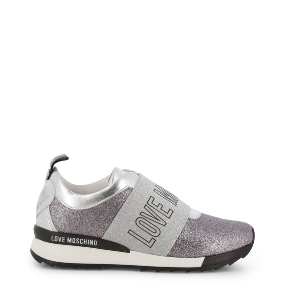 Fashionable Love Moschino Sneakers by Italian Fashion Power House Moschino - i Love Fashion 365