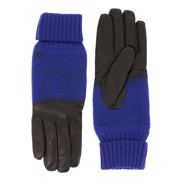 Emporio Armani Winter Gloves - Blue -  Armani - 624158_5A201 - i-love-fashion-365