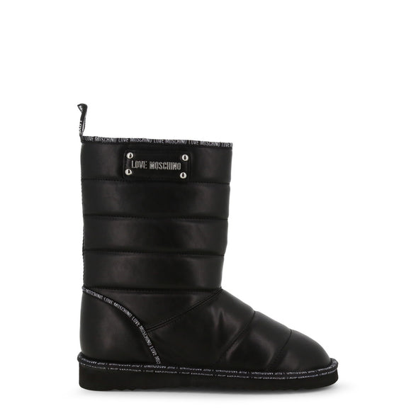 Love Moschino Snow Boots by Moschino