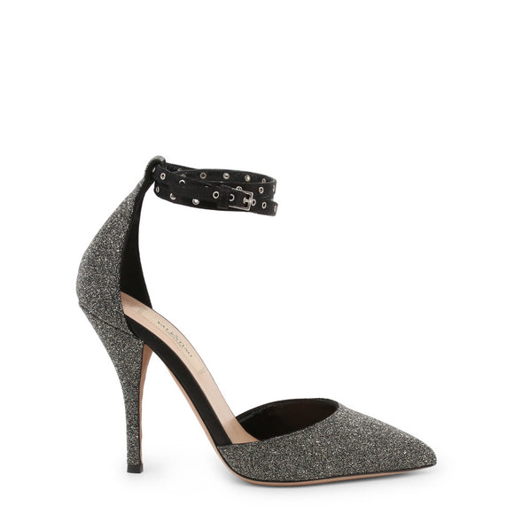 Grey Shimmer - Holiday Heels  . - Valentino - LW1S0A23CT4 - i-love-fashion-365