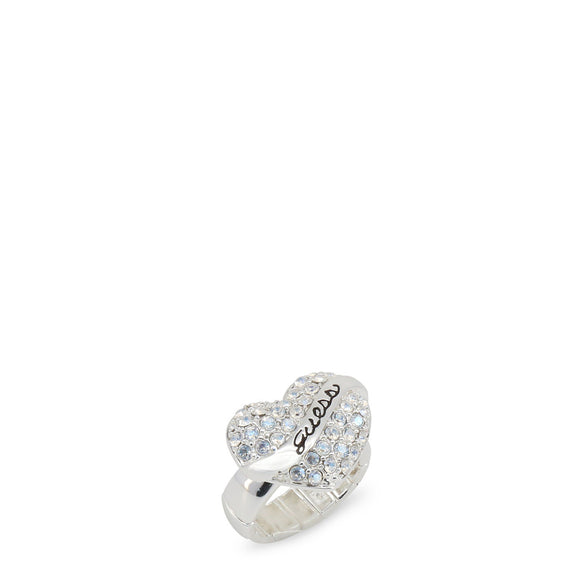 Guess - Fashionable Bling Heart Ring