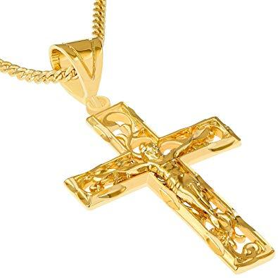Christ Pendant Necklace - VolcanoNation.com