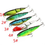 Jointed Minnow Fishing lure - VolcanoNation.com