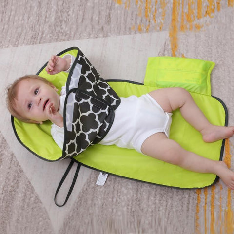 Waterproof Portable Baby Diaper Changing Pad - VolcanoNation.com