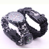 Survival Watch-Tactical Camouflage Paracord - VolcanoNation.com