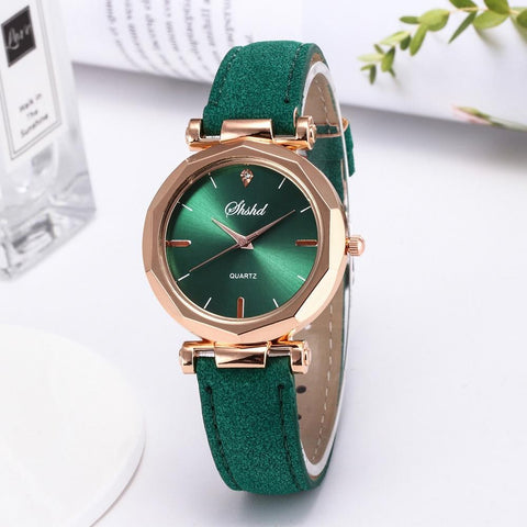 Women Fashion Dial Watch - VolcanoNation.com