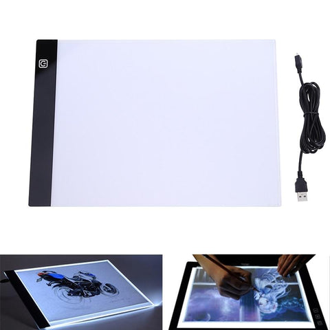 LED Graphic Writing-Painting-Drawing-Tracing Tablet Board - VolcanoNation.com