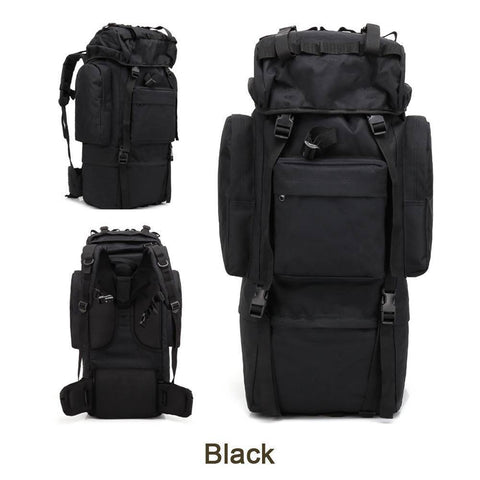 Large Capacity Mountaineering High Quality Backpack - VolcanoNation.com