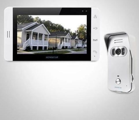 Video & Audio Smart Security Doorbell with Monitor - VolcanoNation.com