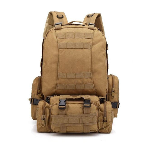 Large Capacity Double Shoulder Backpack - VolcanoNation.com