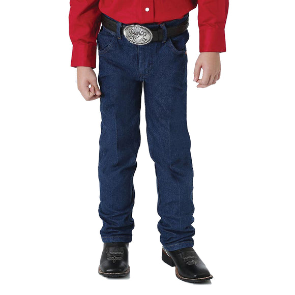 Wrangler Original Pro Rodeo Regular Fit Childrens Jean