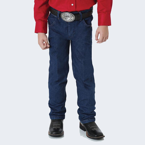 Wrangler Original Pro Rodeo Slim Fit Childrens Jean