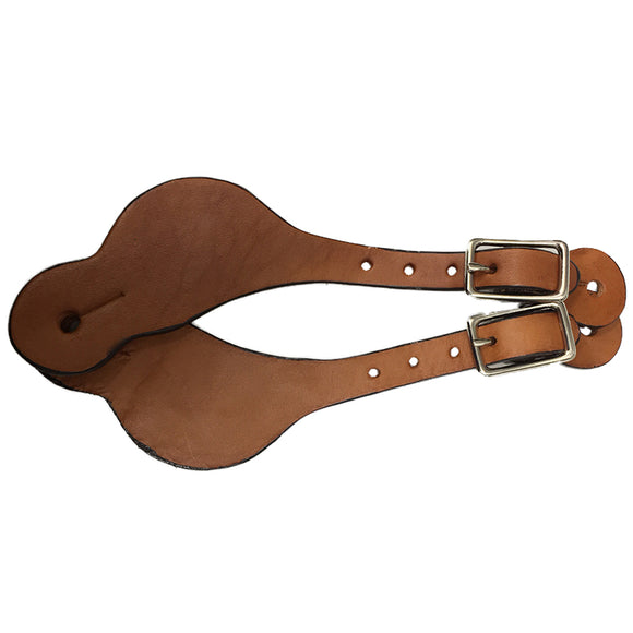 Plain Shaped Spur Strap 381R