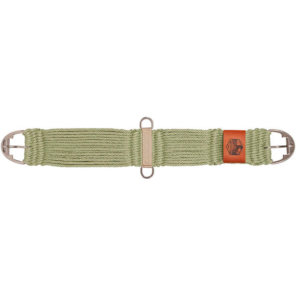 Mustang Bamboo Pro Roller Straight Cinch 27 Strand Girth
