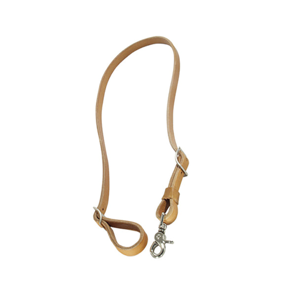 755HL Harness Leather Tie Down