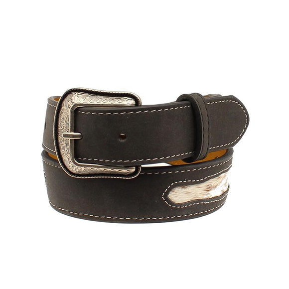 Cowhide Insert Boys Belt