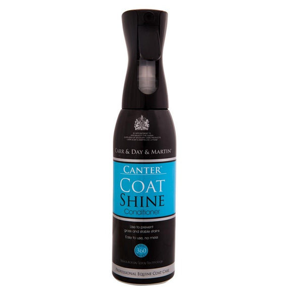 Carrday&Martin Canter Coat Shine Conditioner Spray Equimist