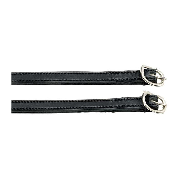 Stitched Spur Straps