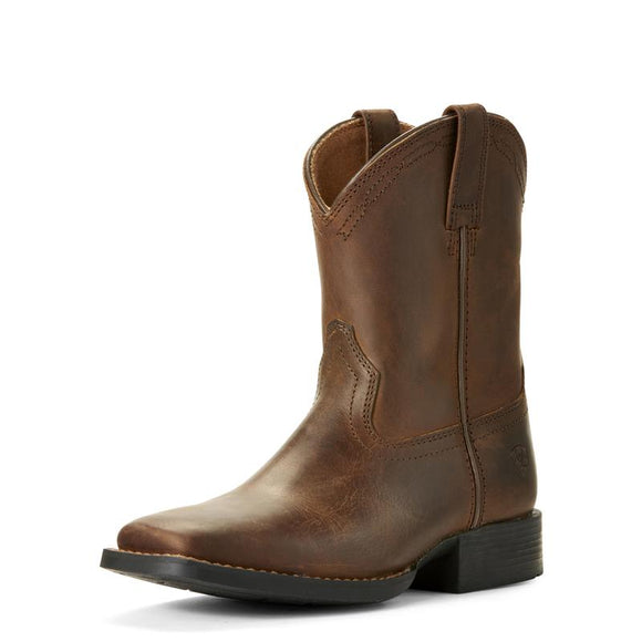 Ariat Kids Heritage Roper WST Boot