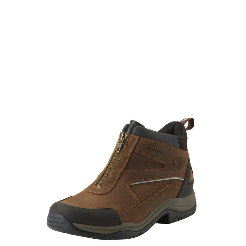 Ariat Mens Telluride Zip H2O Boot