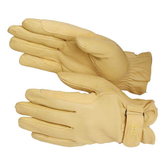 De Luxe Leather Work Glove